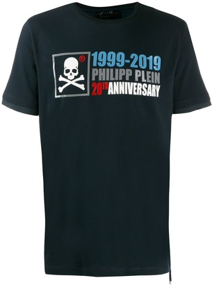 Philipp Plein Platinum Cut Anniversary 20th T-shirt