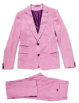 Simon Spurr Linen Two-Piece Suit