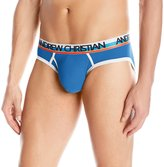 Andrew Christian Men's Tighty Whitie Tagless Fly Brief