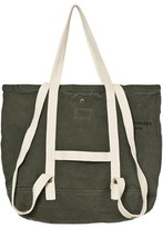 The Animals Observatory Grass Green Bag