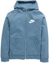 Nike Older Boys Ultrawash Fz Hoody