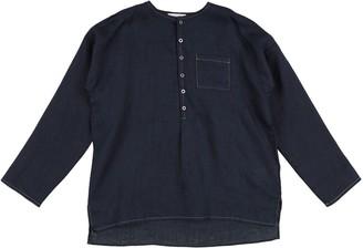 Caramel Denim shirts