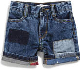Little Marc Jacobs Boys Denim Shorts (2-4Y)