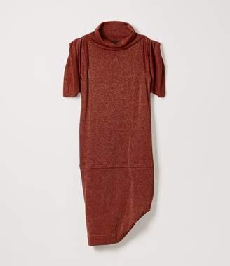 Vivienne Westwood Punkature Dress Rust