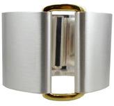 "Joan Hornig Empower"" Sterling Silver Cuff Bracelet"