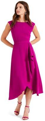 Phase Eight Womens Purple Rushelle Dress - Purple