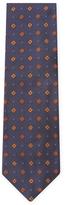 Brooks Brothers Silk Floral Tie