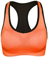 Kafeimali Women's High Impact Strech Racerback Wirefree Tech Pro Sports Bra
