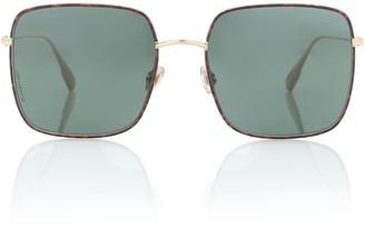 Christian Dior DiorStellaire1 square sunglasses
