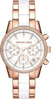 Michael Kors mk6324 ritz stainless steel watch
