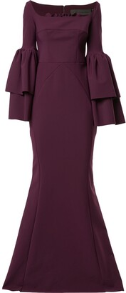 Greta Constantine Vivian gown
