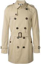 Burberry The Sandringham mid-length trench coat