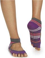 Gaiam Mary Jane No Slip Yoga Socks