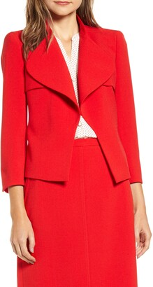 Anne Klein Trench Suit Jacket