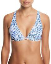 Gypsy 05 Dukes Fit Sportie Swim Top