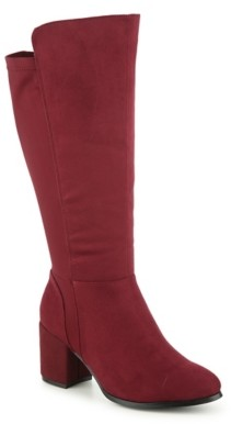 Celebrity Pink Darci Wide Calf Boot