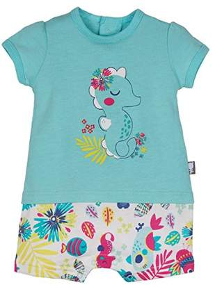 Camilla And Marc Combishort Baby Girl Summertime - Size 6 Months (68 cm)