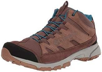 Columbia Men's Five Forks MID Waterproof Hiking Shoe