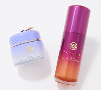 Tatcha Night Concentrate & Violet-C Serum Auto-Delivery