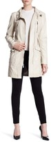 Kenneth Cole New York Faux Leather Coat