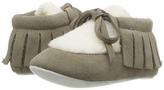 Burberry NB Shearling Shoe Kid's Shoes