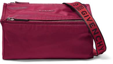 Givenchy Pandora Mini Shell Shoulder Bag - Magenta