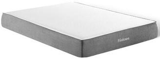 """Modway Flexhaven 10"""" Firm Gel Memory Foam Mattress Mattress Size: Full"""