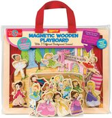 T.S. Shure Princess, Ballet & Fairies Magnetic Wooden Playboard