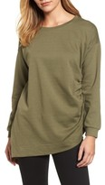 Halogen Women's Asymmetrical Tunic