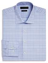 The Men's Store At Bloomingdale's The Men's Store at Bloomingdale's Houndstooth Ground Multi Check Slim Fit Dress Shirt - 100% Exclusive