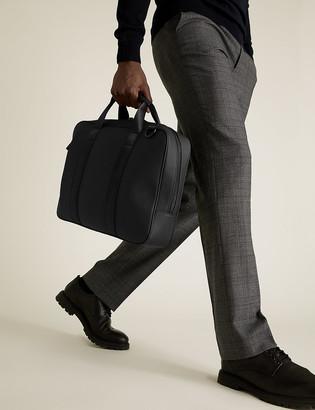 Marks and Spencer Zipper Laptop Bag