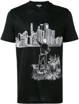 Lanvin 'The Man And The City' T-shirt - men - Cotton - S