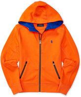 Ralph Lauren Full-Zip Fleece Hoodie, Big Boys (8-20)