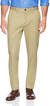 Buttoned Down Amazon Brand Men's Slim Fit Non-Iron Dress Chino Pant