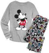 Avon Disney Mickey Soft-and-Cozy PJ Set in Misses