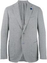 Lardini plaid blazer