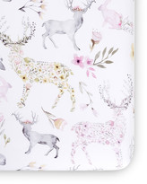 Thumbnail for your product : Oilo Studio Fawn Jersey Standard Crib Sheet