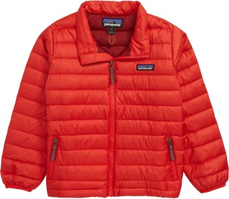 Patagonia Water Repellent 600-Fill Power Down Sweater Jacket