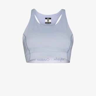 Rapha X Outdoor Voices sports bra