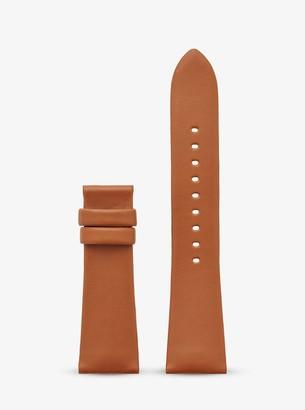 Michael Kors Gen 4 Bradshaw Leather Smartwatch Strap