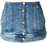 Natasha Zinko cropped peplum skirt