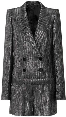 Isabel Marant Derron silk-blend jumpsuit