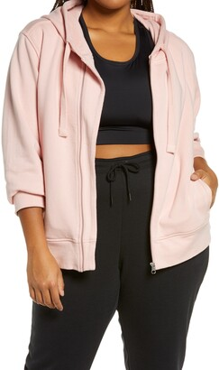 Zella West Coast Women's Asymmetrical Zip Hoodie