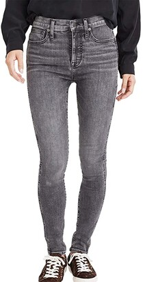 Madewell 10 High-Rise Skinny Jeans in Oakwood Wash (Oakwood Wash) Women's Jeans