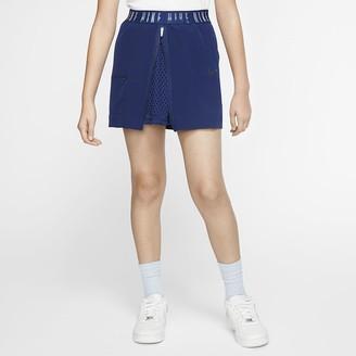 Nike Big Kids (Girls) Skirt Sportswear Tech Pack