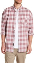 Zanerobe Rugger Plaid Shirt