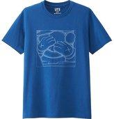 Uniqlo Men's KAWS Graphic Tee (Japan Size)
