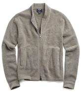 Todd Snyder Cashmere Barracks Jacket in Grey