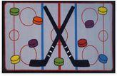 Fun Rugs Fun RugsTM On The Ice Hockey Rug