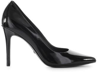 Michael Kors Black Patent Leather Claire Pump